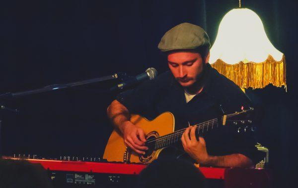 Consi with Guitar